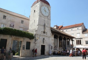 Trogir, Loggia ans Bell Tower Photo Ed Sluimer 2012