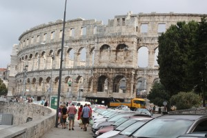Pula, Amphitheatre Photo Ed Sluimer 2012