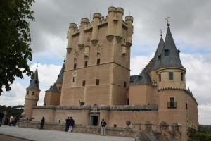 Segovia, Alcazar Photo Ed Sluimer 2010