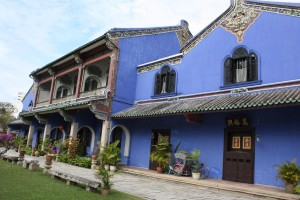 Georgetown, Cheong Fatt Tze Mansion Photo Ed Sluimer 2011