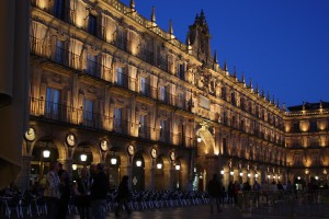 Salamanca, Plaza Mayor Photo Ed Sluimer 2010
