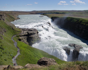 Gullfoss Photo Vincent Tepas 2010