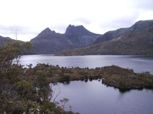 Tasmania, Cradle Mt. Photo Sjoerd Stolk 2010