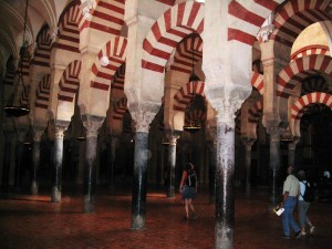 Cordoba, Mezquita Photo Ed Sluimer 2006