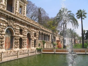 Sevilla, Real Alcazar Photo Ed Sluimer 2006