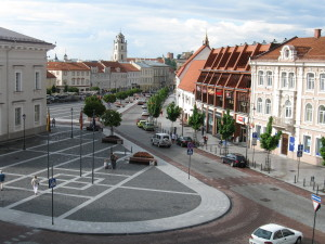 Vilnius, Photo: Ed Sluimer 2008