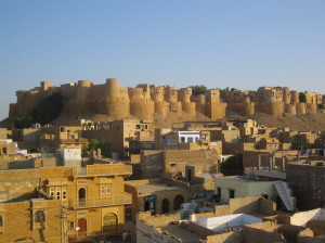 Jaisalmer Fort Photo: Ed Sluimer 2005