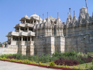 Ranakpur Jain Temple Photo: Ed Sluimer 2005