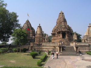 Khajuraho Photo: Ed Sluimer 2005