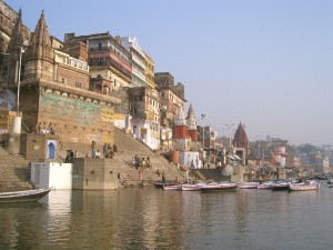 Varanasi Photo: Ed Sluimer 2005