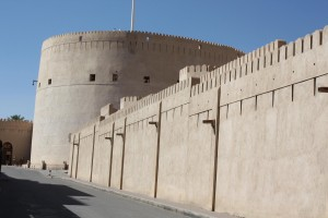 Nizwa Fort, Photo Ed Sluimer 2010