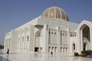 Muscat, Sultan Qaboos Grand Mosque Photo Ed Sluimer 2010