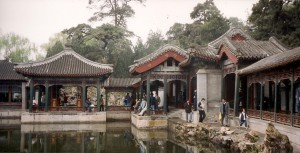 Beijing, Summer Palace Photo Ed Sluimer 2001