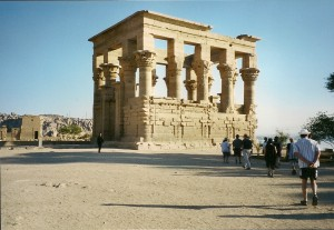 Philae Temple, Photo Ed Sluimer 2000