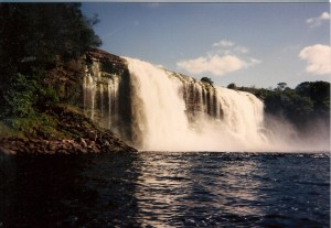 Canaima NP 1995, Photo: Ed Sluimer