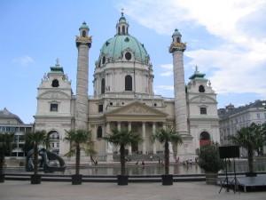 Vienna, Karlschurch 2007 c Ed Sluimer