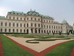 Vienna, Belvedere 2007 c Ed Sluimer