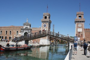 Venice, Arsenale Photo Ed Sluimer 2012