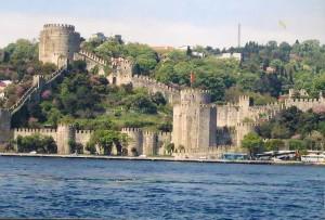 Istanbul, Europe Fort Photo Ed Sluimer 2005