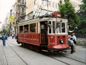 Istanbul, Istiklal Street Photo Ed Sluimer 2005