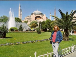 Istanbul, Hagia Sophia Photo Ed Sluimer 2005