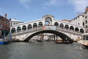 Venice, Rialto Bridge Photo Ed Sluimer 2012