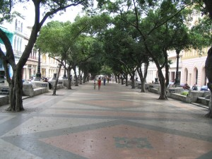 Havana, Prado Photo Ed Sluimer 2004