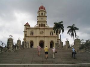 Santiago de Cuba, Basilica del Cobre Photo Ed Sluimer 2004