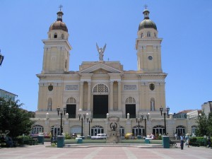 Santiago de Cuba, Cathedral De la Asuncion Photo Ed Sluimer 2004