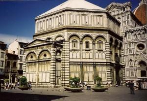 Florence, Baptistery Photo Ed Sluimer 1998