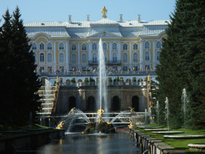 Peterhof Photo Vincent Tepas 2010