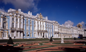Pushkin, Catherine Palace Photo Vincent Tepas 2010