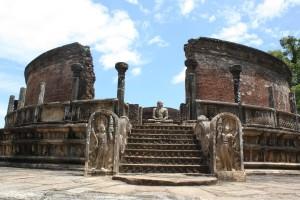 Polonnaruwa, Vatadage Photo Ed Sluimer 2013
