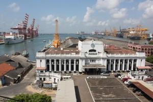 Colombo, Port Photo Ed Sluimer 2013