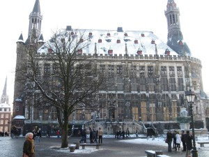 Aachen, City Hall Photo Ed Sluimer 2009
