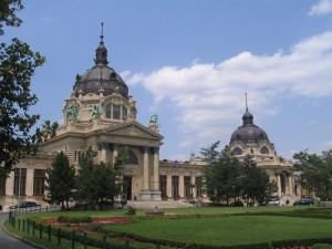 Budapest, Szechenyibaden Photo Ed Sluimer 2007