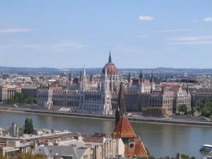 Budapest, Parliament Photo Ed Sluimer 2007