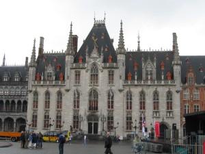 Bruges, Provincial Court Photo Ed Sluimer 2008