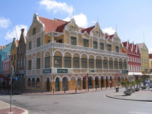 Curacao Willemstad, PENHA Building Photo Ed Sluimer 2007
