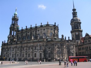 Dresden, Hof Church Photo Ed Sluimer 2007