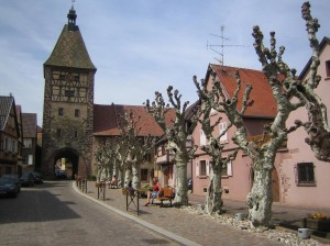 Bergheim, Alsace Photo Ed Sluimer 2008