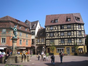 Colmar, Alsace Photo Ed Sluimer 2008
