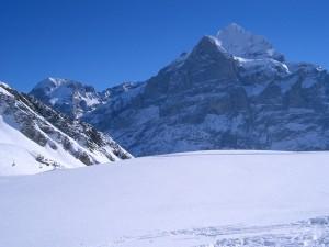 Grindelwald, Eiger Mountain Photo Ed Sluimer 2005