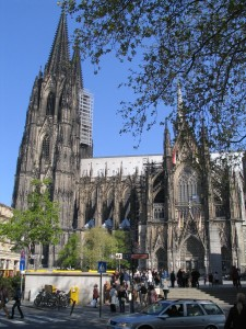 Cologne, Cathedral Photo Ed Sluimer 2005