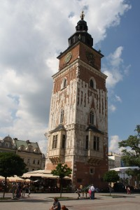 Krakow, Former City Hall Photo Ed Sluimer 2010