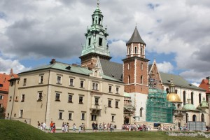 Krakow, Wawel Royal Castle Photo Ed Sluimer 2010