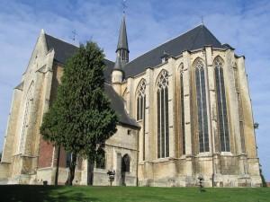 Leuven, St. Kwintens Church Photo Ed Sluimer 2004