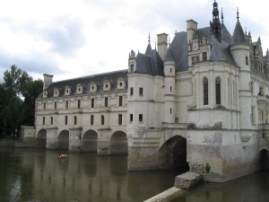 Chenonceau Castle Photo Ed Sluimer 2004