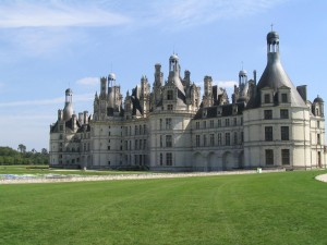 Chambord Castle Photo Ed Sluimer 2004