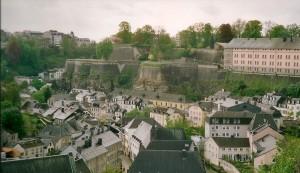 Luxembourg City, Grund Photo Ed Sluimer 2002